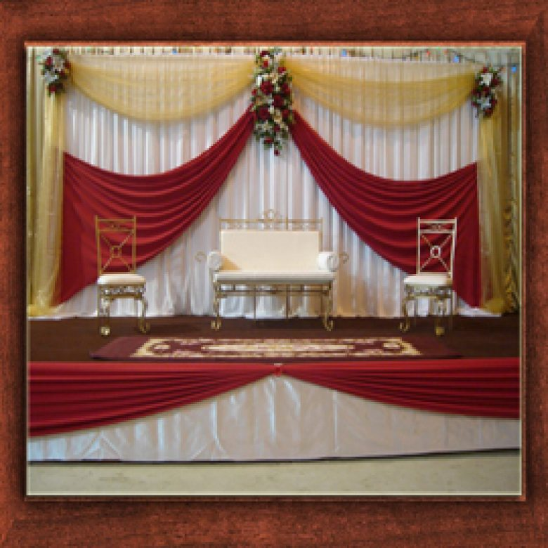 Wedding Stage Design- Frame No- 101
