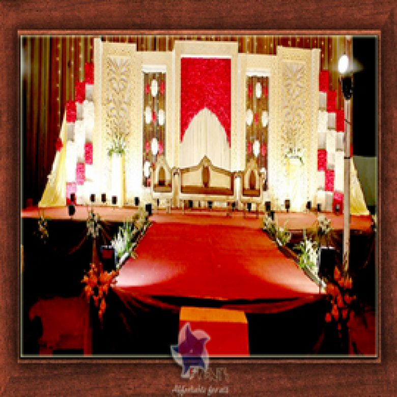 Wedding Stage Design- Frame No- 130