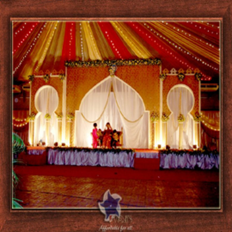 Wedding Stage Design- Frame No- 132