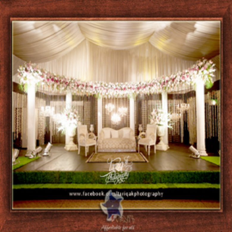 Wedding Stage Design- Frame No- 133