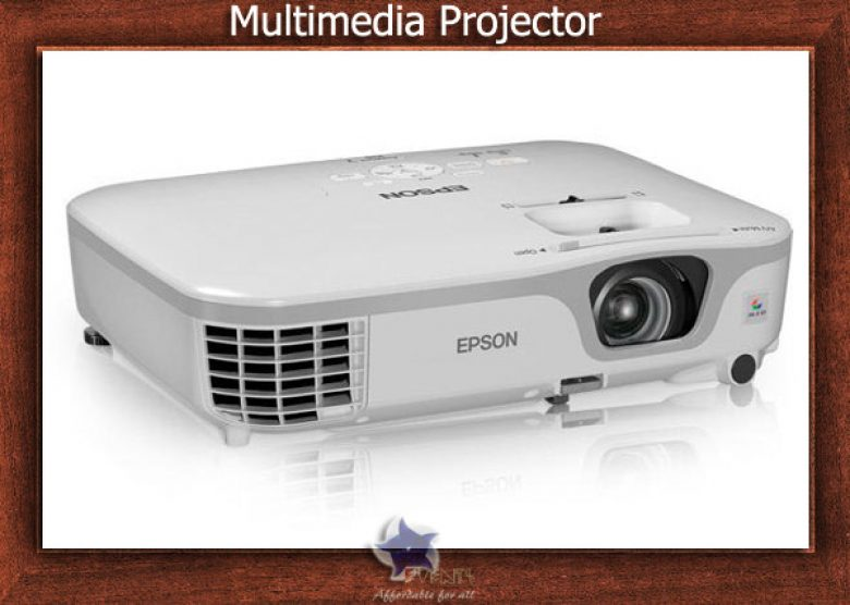Multimedia Projector Rent- Frame No- 601