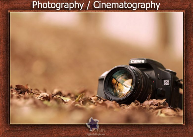 Photography / Cinematography- Frame No- 401