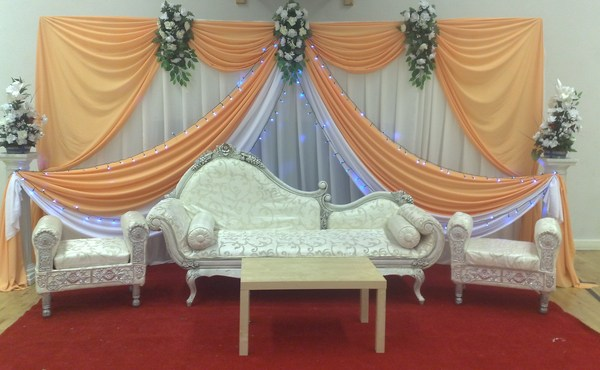 Wedding Stage Design- Frame No- 107