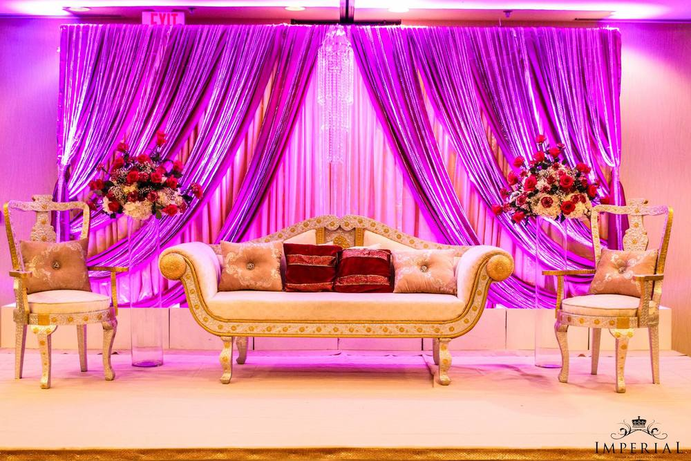 Wedding Stage Design- Frame No- 110