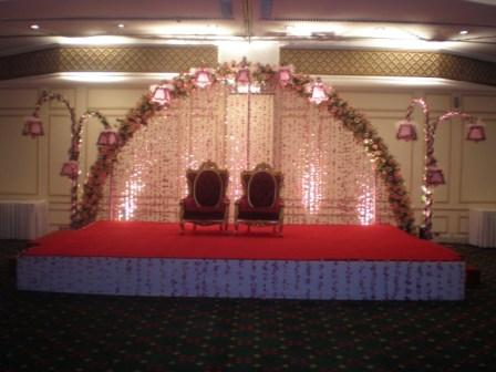 Wedding Stage Design- Frame No- 113