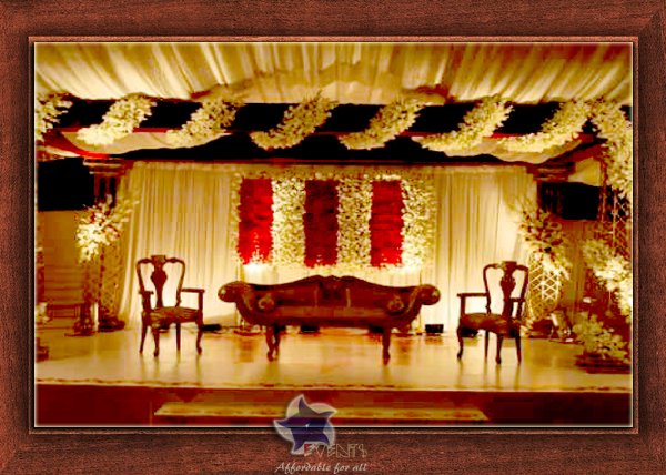 Wedding Stage Design- Frame No- 137