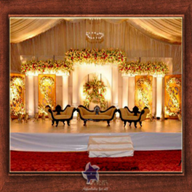 Wedding Stage Design- Frame No- 138