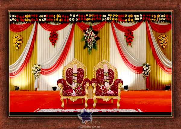 Wedding Stage Design- Frame No- 141