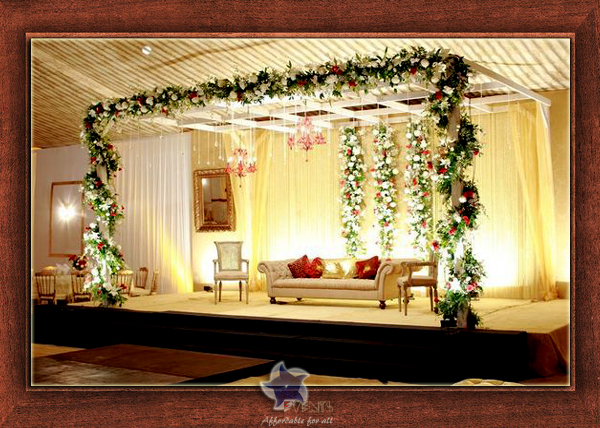 Wedding Stage Design- Frame No- 142
