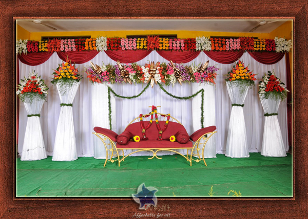 Wedding Stage Design- Frame No- 143
