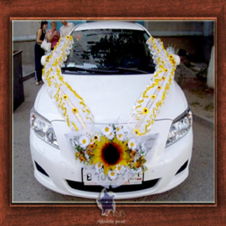 Weeding Car Design- Frame No- 810