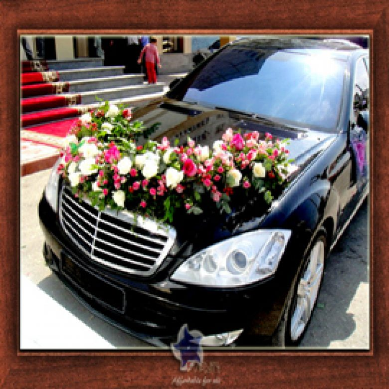 Weeding Car Design- Frame No- 811