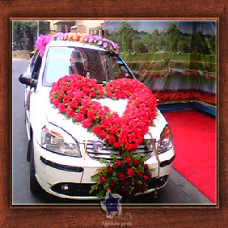 Weeding Car Design- Frame No- 816