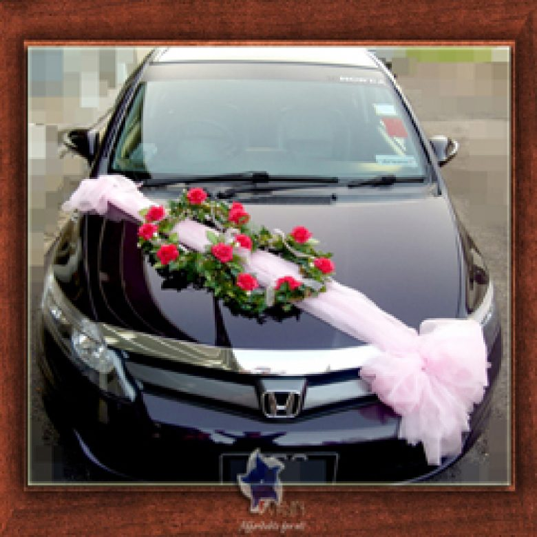 Weeding Car Design- Frame No- 822