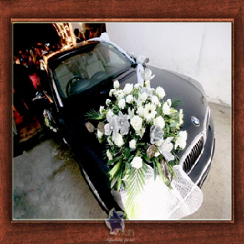 Weeding Car Design- Frame No- 804