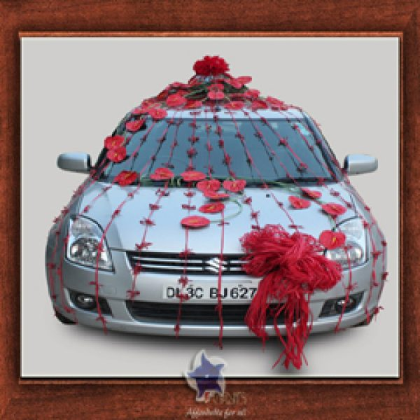 Weeding Car Design- Frame No- 806