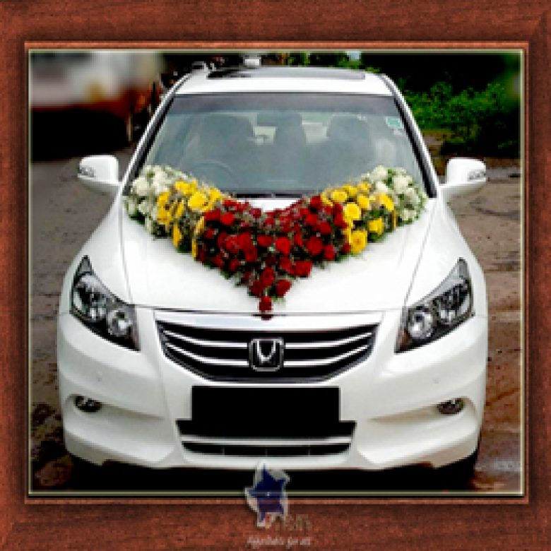 Weeding Car Design- Frame No- 807