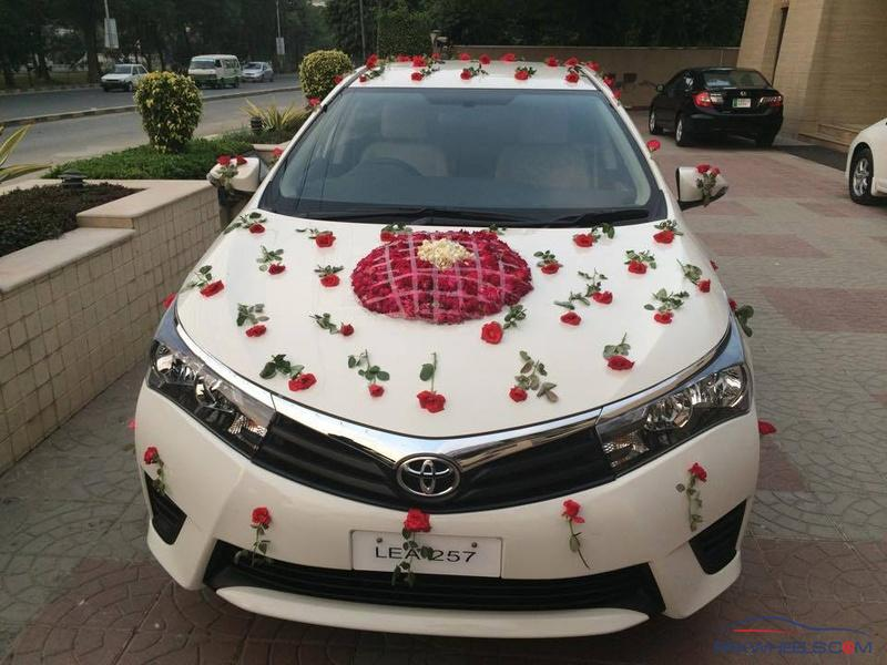 Weeding Car Design- Frame No- 809