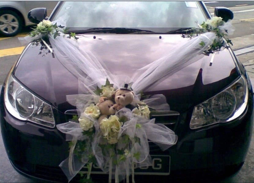 Weeding Car Design- Frame No- 821