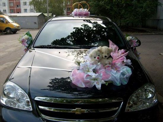 Weeding Car Design- Frame No- 820