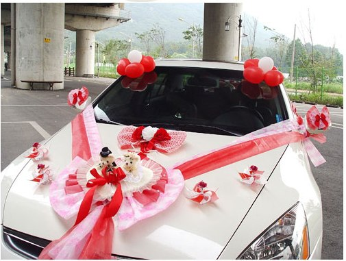 Weeding Car Design- Frame No- 818