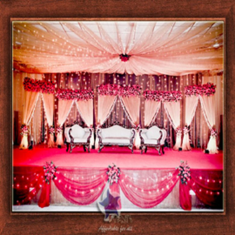 Wedding Stage Design- Frame No- 116