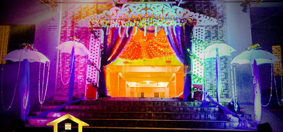 Gulzar Convention Hall- Badamtali- Frame- 3006