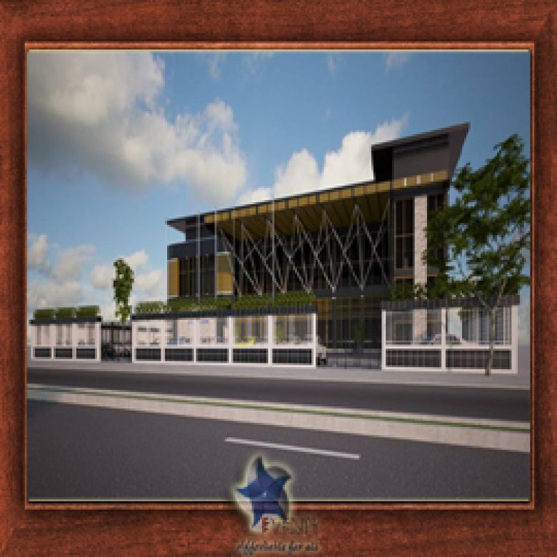 City Hall Convention Center- Agrabad Access Road- Frame No-3002