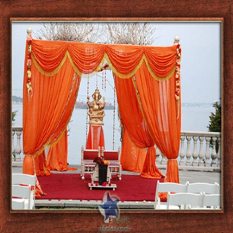 Wedding Stage Design (Mandap)- Frame No- 152