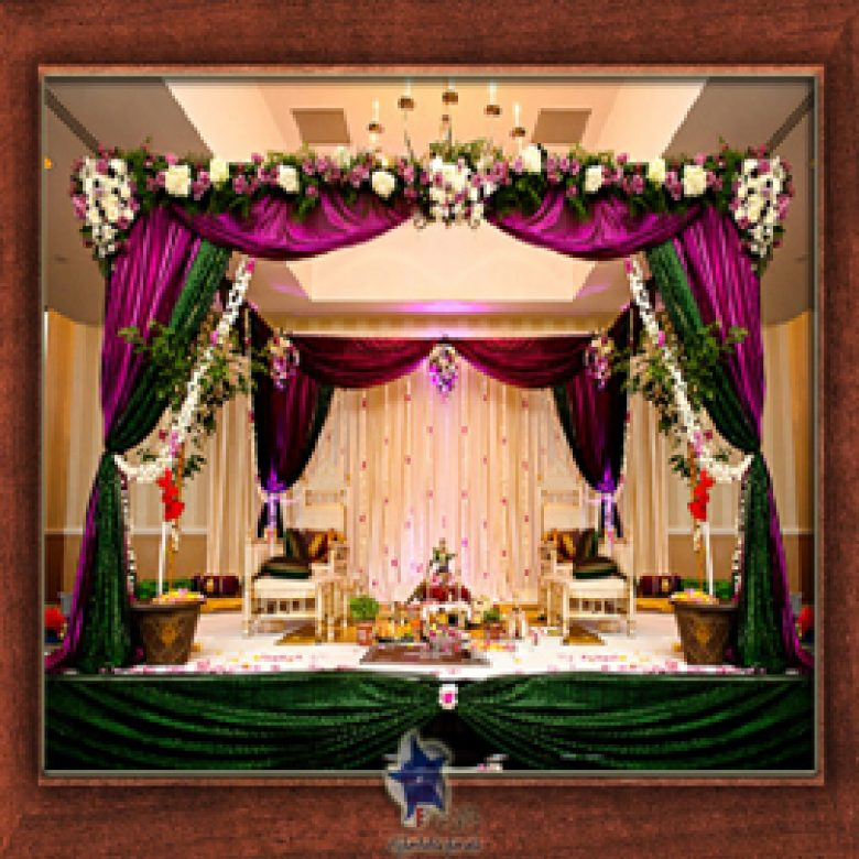 Wedding Stage Design (Mandap)- Frame No- 157
