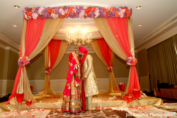 Wedding Stage Design (Mandap)- Frame No- 155