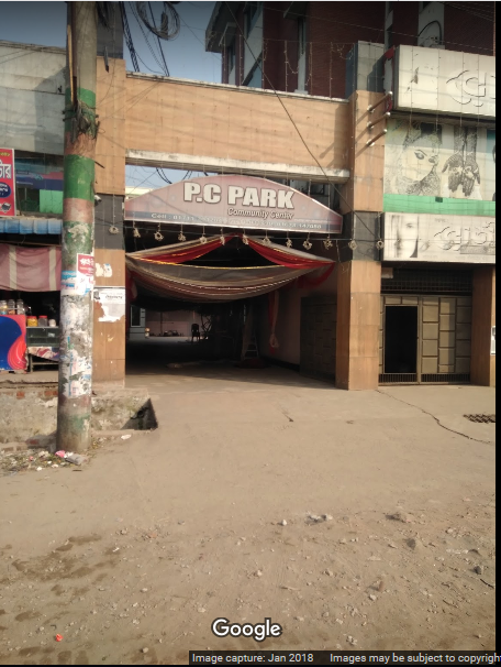 P C Park Community Center- Nayabazar- Frame- 3012
