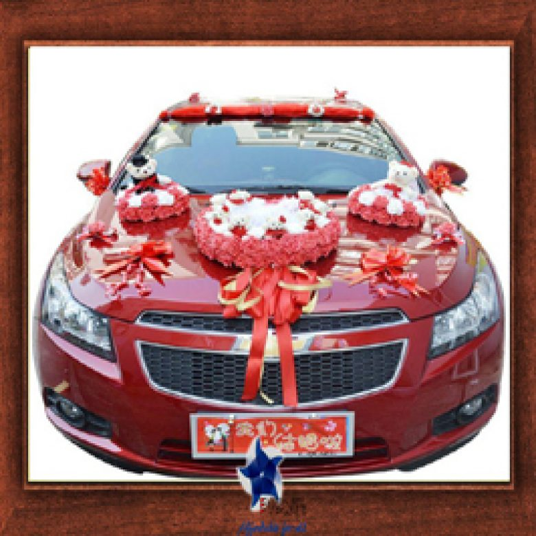 Weeding Car Design- Frame No- 823